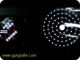 Electroluminescent Video, Electroluminescent Video Samples, Electroluminescence Video