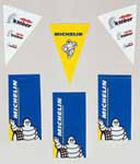 Rowed Flag Printings, Dovetail Flag Printings